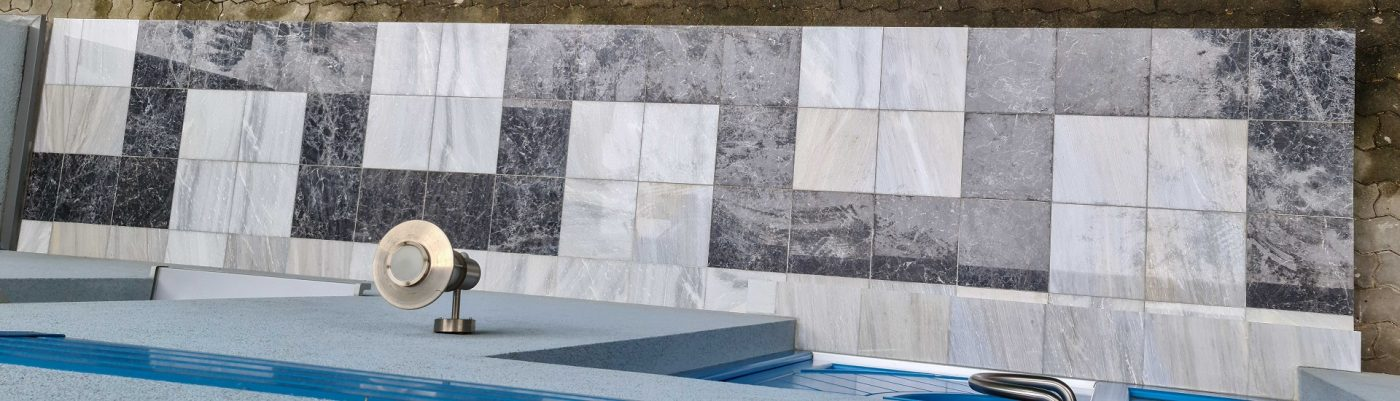 Small Marble Terrace